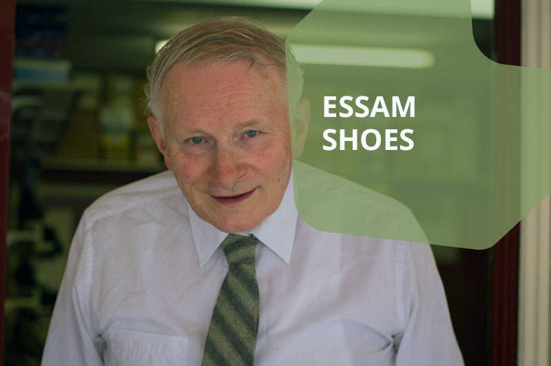 essam shoes highlight