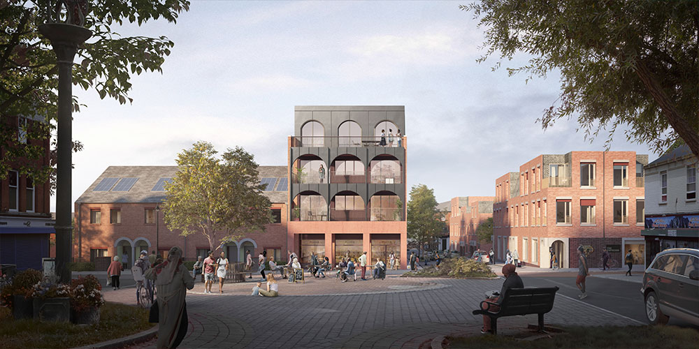 Major step forward for Agora regeneration as Love Wolverton planning application submitted